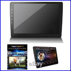 Ultra thin 2Din Android 6 0 10 1Car Stereo Radio 4G WIFI GPS