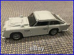 Used LEGO Creator James Bond Aston Martin DB5 (10262) No box