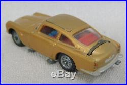 Vintage 1965 Corgi 218 Aston Martin DB5 007 James Bond Goldfinger w Box