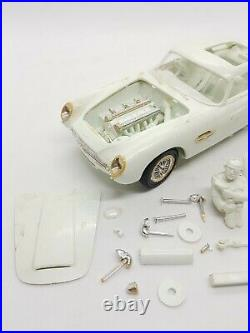 Vintage Airfix James Bond Special Agent Aston Martin DB5 Model Kit 1/24th Scale