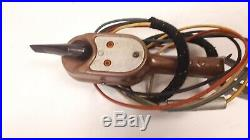 Vintage Auto Signal Stat Model 700 Burnout Proof Turn Signal Switch
