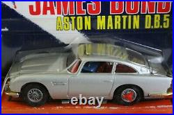 Vintage Corgi 270 James Bond Aston Martin Winged Box Mint Boxed Old Shop stock