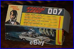 Vintage Corgi Aston Martin / James Bond Agent 007 / 3