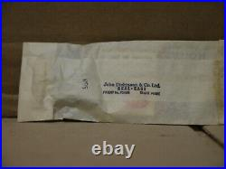 Vintage Corgi Toys 261 s679 James bond retailer demonstrator parts badge sealed