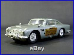 Vintage James Bond Series No. 2 1/24 007 Aston Martin DB-5 Toy