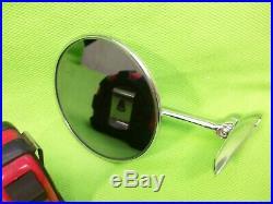 Vintage Yankee #503 Small Mirror Hot Rat Rod Custom Bullitt Mustang