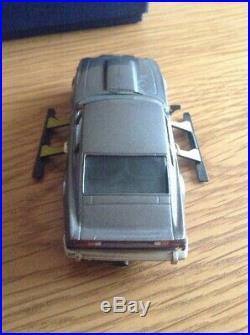 Western models James Bond Aston Martin V8, LIVING DAYLIGHTS boxed